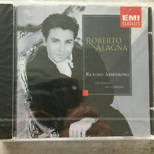 ROBERTO ALAGNA - same (EMI Debut) - Armstrong (CD EMI 5 55477 2 2 Stereo / OVP)