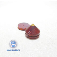 "Rosewood Speaker Spikes Feet with Copper 23mm 0.91"" 1 Set For Isolating Audio"