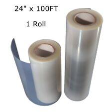 24 inch x 100FT Premium Waterproof Inkjet White Film for Silk Screen Printing US
