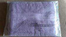 "The Big One Solid Bath Towel 30"" x 54"" 100% Cotton Light Purple"