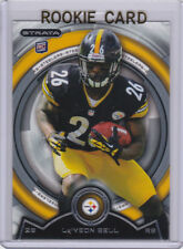 LE'VEON BELL ROOKIE CARD 2013 Topps Strata Football RC Pittburgh Steelers LEVEON