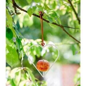 Sophie Conran Heart Shaped Apple Bird Feeder- Garden Gifts