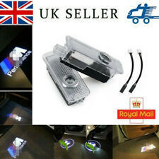 2x 4x CREE LED Car Door Light Projector Shadow For BMW Laser LOGO M Performance