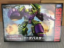 Transformers G1 Takara Tomy Unite Warriors Devastator Constructions UW-04 MIB