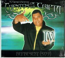 Cuentos  de La Cripta IV     BRAND NEW SEALED CD