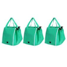 Bag Grocery  Shopping Tote Bags Cart Eco Reusable Foldable Trolley Storage