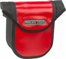 Ortlieb Ultimate 6 Compact Handlebar Bag: Red