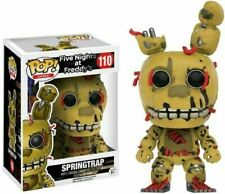 Funko Pop! Games Five Nights at Freddy's: Springtrap Vinyl Figure 110