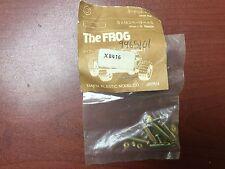 "Vintage MRC Tamiya Frog Screw Bag ""C"" X8416 RC Part"