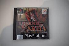legend of kartia pal ps1 playstation 1 ps1