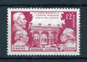 France 1951 French Veterinary Research stamp. MNH. Sg 1119