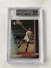1996-97 SP #16 Michael Jordan BGS 8.5 Possible PSA10 Chicago Bulls Upper Deck
