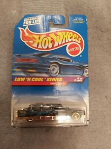 Hot Wheels Low N Cool Series Limozeen #4 Of 4