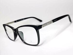 Swarovski ELINA SW 5117-F 001 Damen Brillenfassung Neu Original Mit Etui