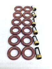 FUEL INJECTOR REPAIR KIT O-RINGS FILTERS 2005-2007 FORD MERCURY 3.0L V6