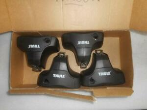 THULE 754 Rapid System Foot Pack (Set Of 4) *No Locks*