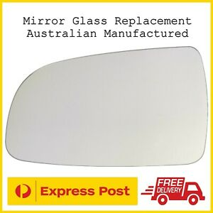 Holden Barina TK Sedan 2006-2011 Left Passengers Side Mirror Glass Replacement