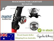 RECHARGEABLE REAR BIKE LIGHT KIT- 3 Watt 85 Lumen 9 LED MAGICSHINE MJ-818  MJ818