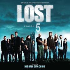 Lost: Season 5 (Michael Giacchino), New Music