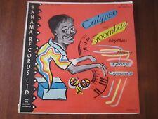 GEORGE SYMONETTE Calypso & Goombay Rhythms LP Bahama Records BR26 1957