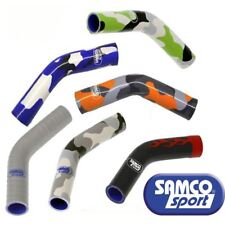 gas-6 compatible avec GAS XC 200 OEM 4T 2014-2017 Samco Premium Silicone Cool