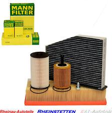 Inspektionspaket MANN AUDI SEAT SKODA VW 1.9 TDI 2.0 TDI 16V quattro