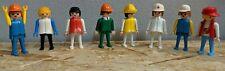 Playmobil Geobra 1974 Job Lot of 8 Figure's