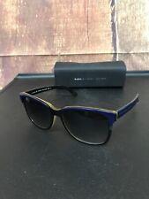 Marc by Marc Jacobs Sunglasses Mmj 329/S XT7 JJ 57 17 140 Gray Blue Lady M-L