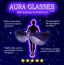 AURA GLASSES dicyanin style ghost hunting paranormal spirit box rem pod goggles