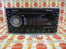 08-14 SCION XB XD AM/ FM WMA MP3 AAC CD PLAYER SAT RADIO PT546-00081 T1809 OEM