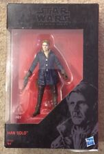"""STAR WARS BLACK SERIES HAN SOLO 3.75"""" ACTION FIGURE  New"""