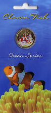 "2006 $1 Uncirculated Coin: Ocean Series - ""Clown Fish."""