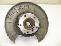 04-10 BMW E60 525 528 530 535 i Xi SPINDLE KNUCKLE HUB BEARING RIGHT REAR 021219