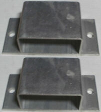 Triton 02734 Aluminum Stake Pocket - 2 Pack