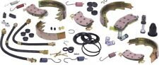 "1966 Dodge Coronet Standard Brake Rebuild Kit (power; 8 Cyl ex 426ci; 10"" drums)"