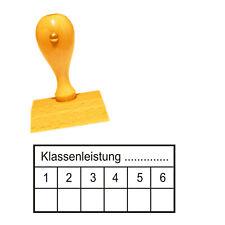 Stempel « Note » Adressenstempel Motivstempel Holzstempel Musikschule
