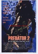 AK2 Autogrammfotokarte laminiert Arnold Schwarzenegger Predator