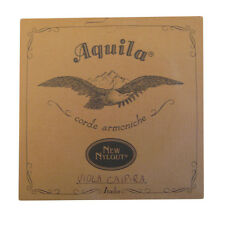 Aquila Viola Caipira Strings - 10CH - Nylgut - Made In Italy