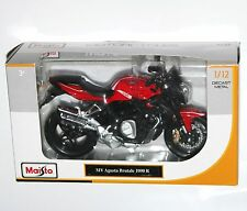 Maisto - MV AGUSTA BRUTALE 1090R - Motorcycle Model Scale 1:12