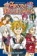 SC3781 - Manga - Star Comics - The Seven Deadly Sins 11 - Nuovo !!!
