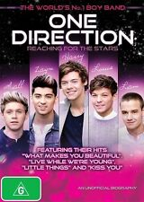 One Direction - Reaching For The Stars (DVD, 2013)..NEW..