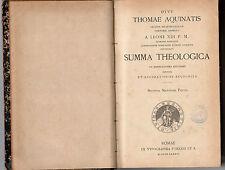 divi.thomae aquinatis summa theologica -  vol tertium secunda secundae partis