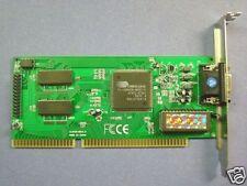 Cirrus Logic ISA Video Card; PN - CL-GD5429-86QC-C
