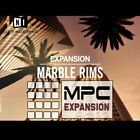 """AKAI MPC Expansion """"Marble Rims"""" By Native Instruments"""