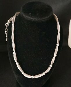 WKRUK Genuin Solid 925 Sterling Silver CURB Chain Necklace