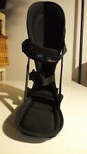 Ovation Medical Foot/Ankle / Metatarsal Immobilizer Boot, Black, Medium.