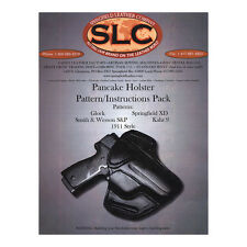 Springfield Leather Co.Pancake Holster Pattern Pack 5 Styles Included