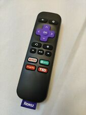 Roku Remote Control with Netflix, Spotify, Google Play, TED