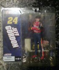 NASCAR MCFARLANE JEFF GORDON #24 SERIES 4 FIGURE BRAND NEW!