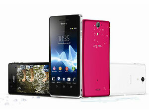 "LT25 Original Sony Xperia V LT25i 4.3"" Screen Android Dual core 3G WIFI 1GB RAM"